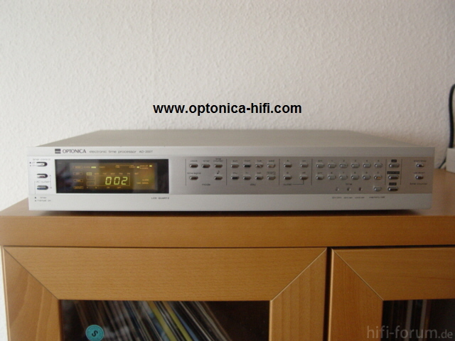 Optonica AD-200T H In Silber
