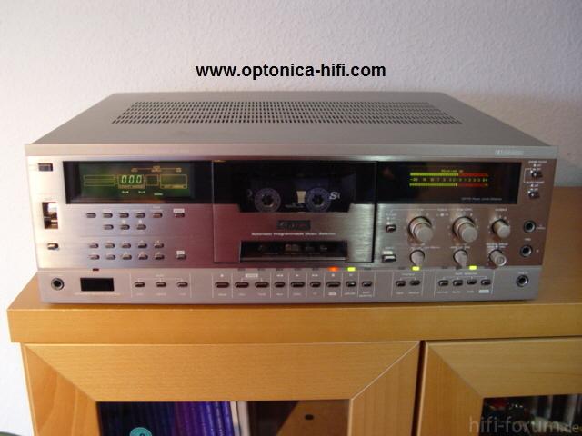 Optonica RT-9100 HB in bronze