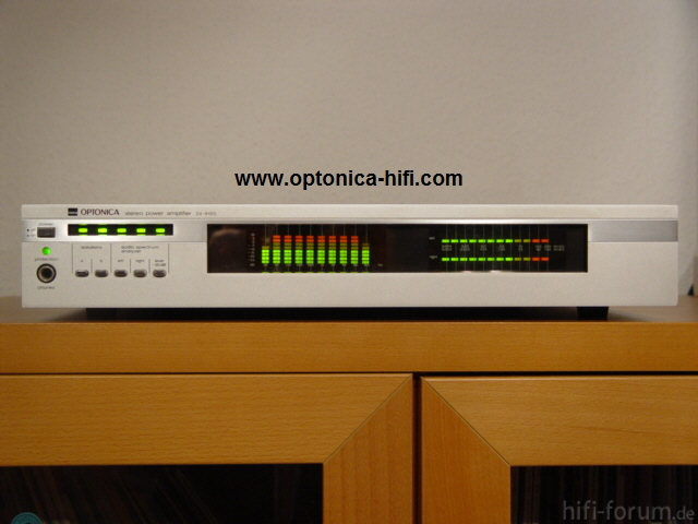 Optonica SX-9100 H In Silber