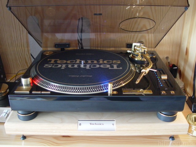 Technic SL-1200 Limited Edition