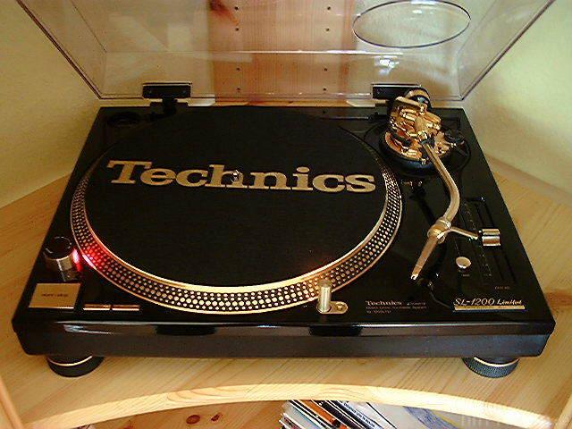 Technic SL-1200 Limited Edition