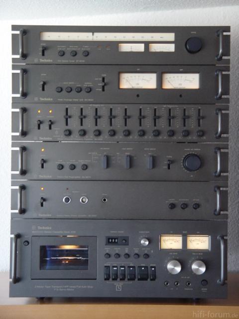 Technics-Anlage 90XX