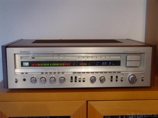 Technics SA-818