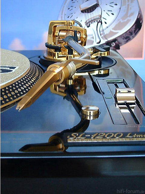 Technics SL-1200 Limited Edition