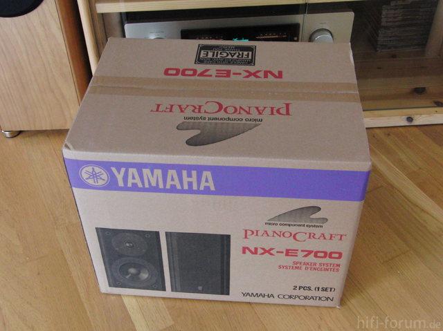 Yamaha PianoCraft NX-E700 NEU