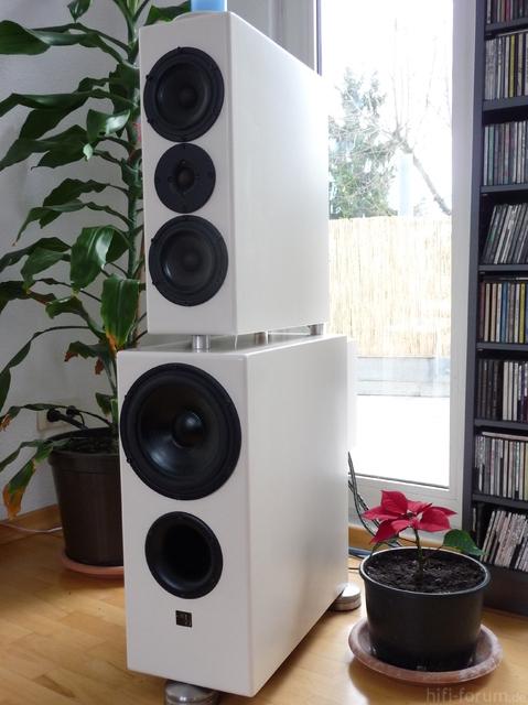 Unikat Referenz Lautsprechersystem