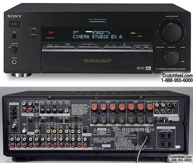 Sony STR-DB940 (FM Stereo Receiver - Remote Commander)