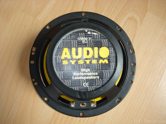 LS Audio Sytem 2
