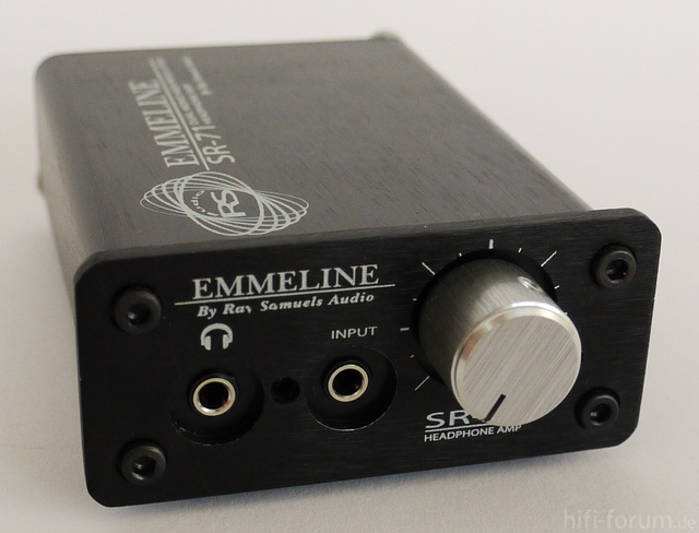 Emmeline SR71