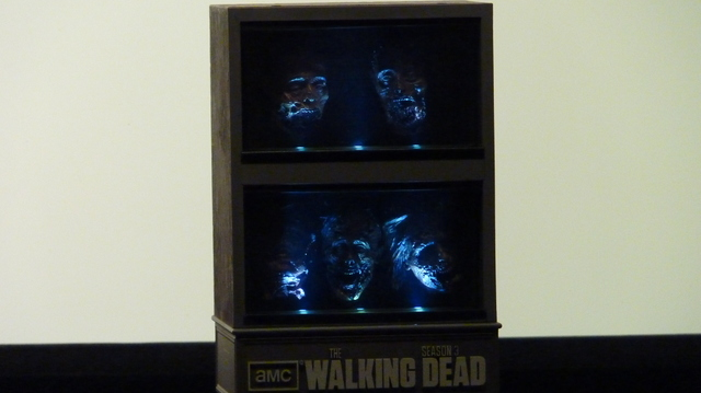 The Walking Dead: Die Komplette 3. Season (Limited Edition Aquarium) Blu Ray