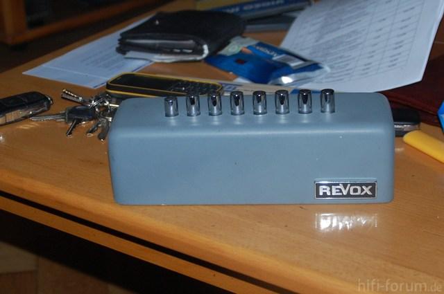 Revox Umschaltbox Für Lautsprecher 001