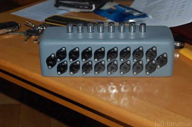 Revox Umschaltbox Für Lautsprecher 002