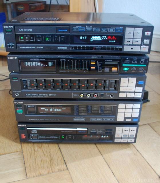 Sony CDP 102 005