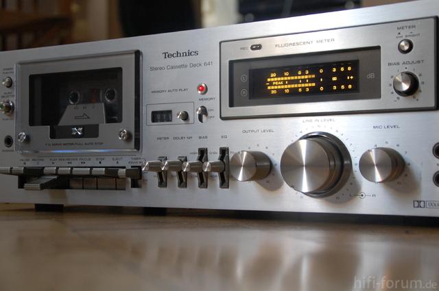 Technics RS 641 001