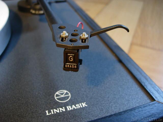 Tonarm Linn Plus Systemhalter