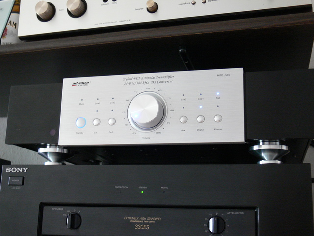 Advance Acoustic 1