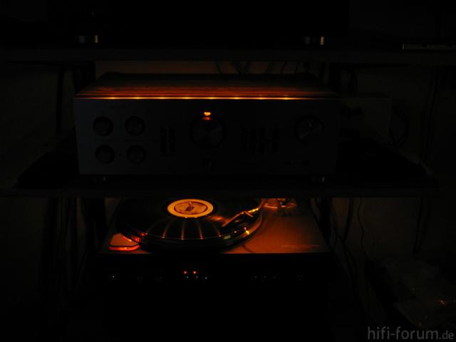 Luxman L 80+Telefunken STS 1