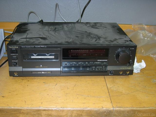 Technics Tape