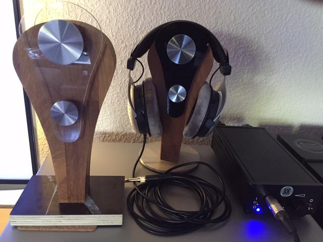 Kopfhörerständer Eigenbau