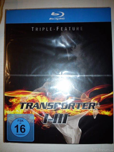 Transport 1-3 Blu-Ray