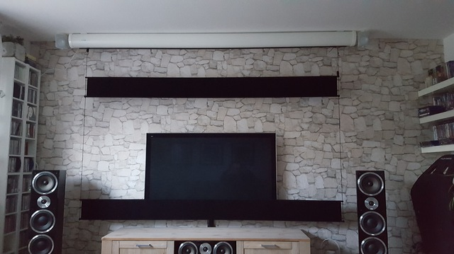 anleitung leinwand mit variabler maskierung selberbauen. Black Bedroom Furniture Sets. Home Design Ideas