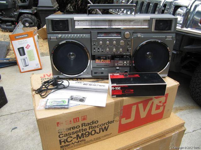 JVC RC-M90