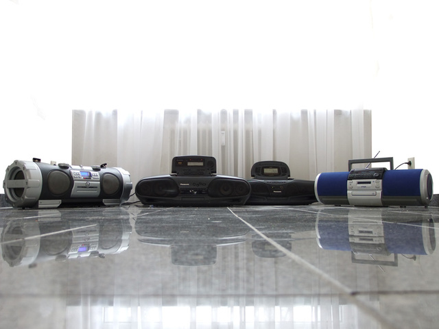 Panasonic DT 707, DT 75, JVC RD MD-5, JVC RV NB10