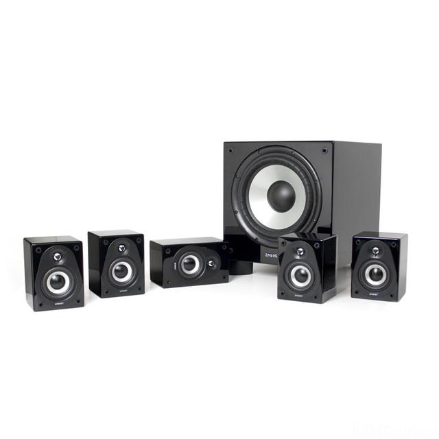 soundsystem mit phono eingang