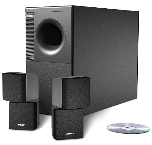 Bose Acoustimass 5 Stereo Bass Und Speaker Detail Gross