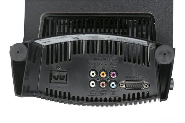 Bose AM 15 Anschlussbereich