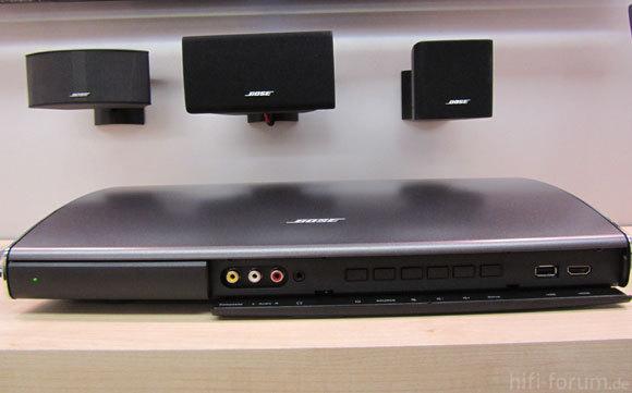 Bose V35 2 Front AV