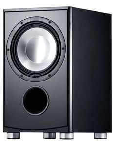 Canton AS 85 2 SC Subwoofer Black
