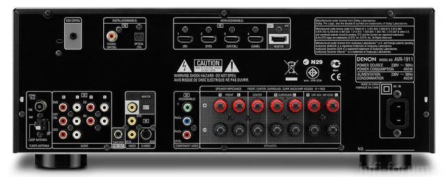 EL AVR1911BK E2 Fr 000 Back