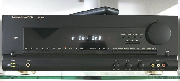 HARMAN AVR 200
