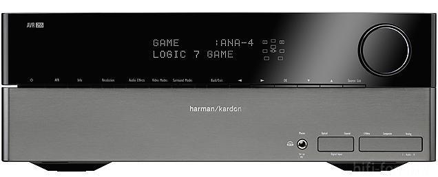 HARMAN AVR 255 FRONT