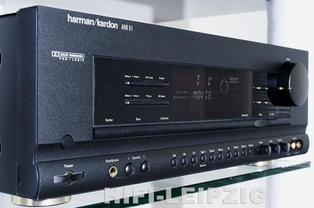 HARMAN AVR 51
