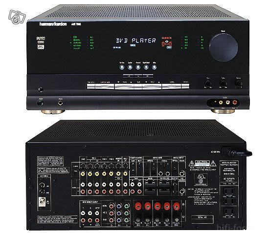 HARMAN AVR 7000