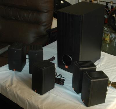 JBL ESC 200 Ls Set