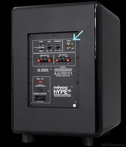 Mivoc HYPE10 Rear 2