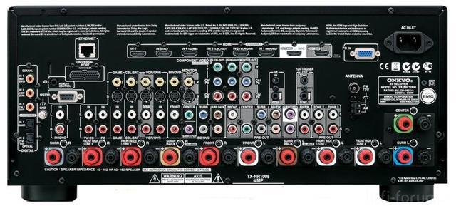 Onkyo Tx Nr1008 Re  87702