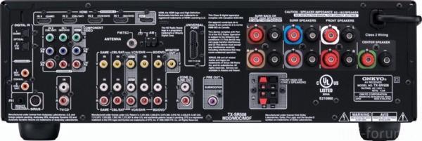 Onkyo Tx Sr508 8002386