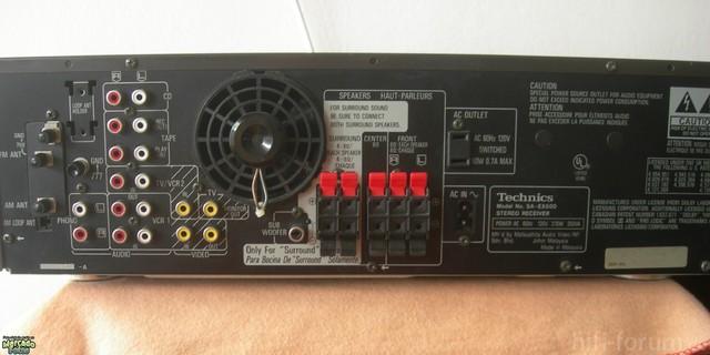 PANASONIC SA EX 500