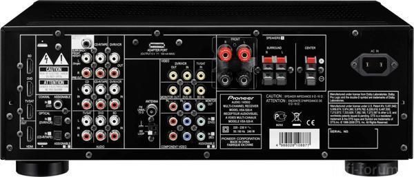 Pioneer Vsx 520 25380098