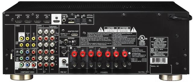 Pioneer Vsx 821 K2