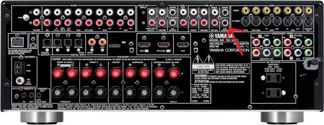 RX-V 661