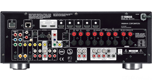 RX V771 1