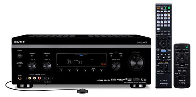 Sony STR DA3500ES Front Remote Mic 670