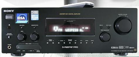 SONY STR DB 2000 BLACK