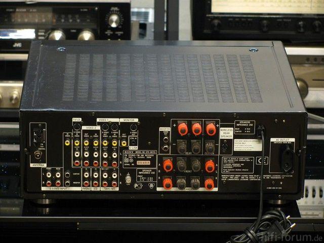 SONY STR DB 725