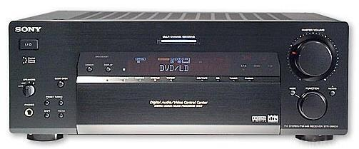 SONY STR DB830   Receiver Front